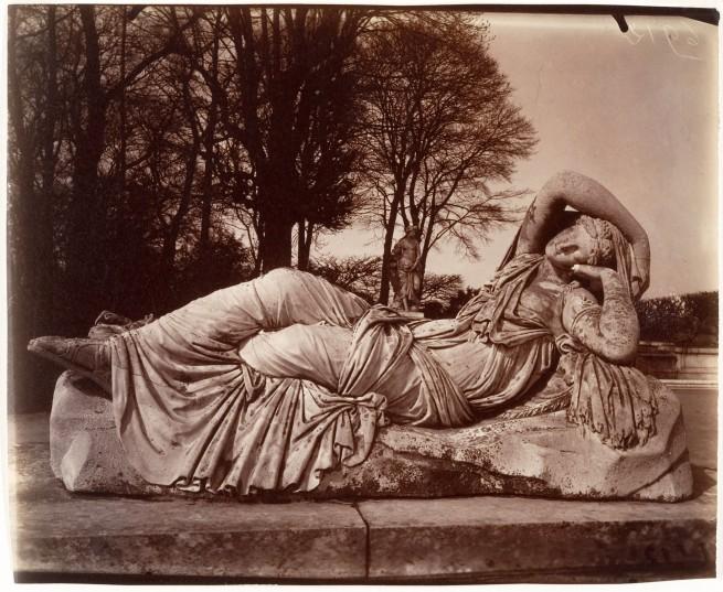 Eugène Atget (French, Libourne 1857-1927 Paris) 'Versailles' 1924-25