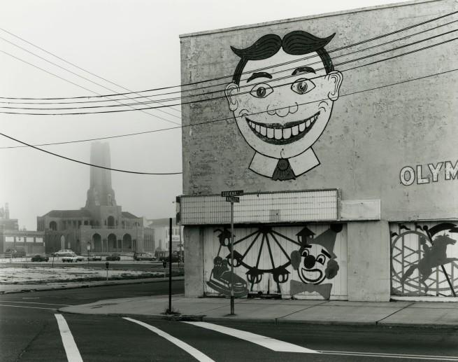 George Tice. 'Palace Funhouse, Asbury Park, 1995' 1995