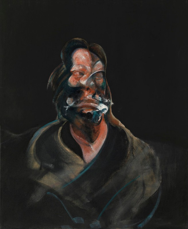 Francis Bacon (British, born Ireland, 1909-1992) 'Portrait of Isabel Rawsthorne' 1966