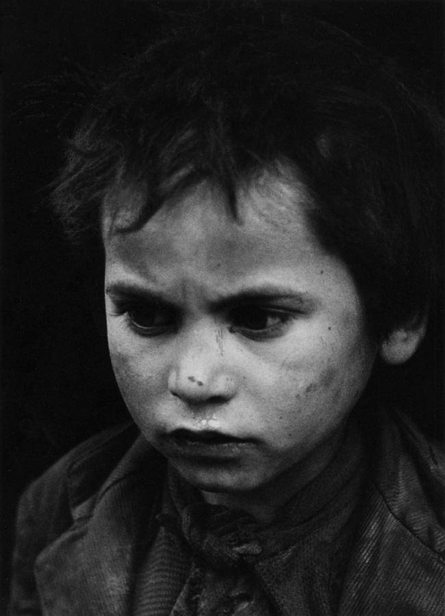 Sabine Weiss. 'Mendiant, Tolède' Espagne, 1949