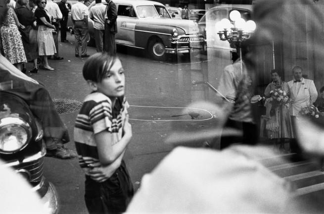 Louis Faurer. 'Accident, New York' 1952