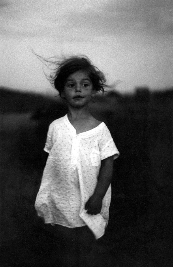 Diane Arbus (1923-1971) 'Child in a nightgown, Wellfleet, Mass., 1957' 1957