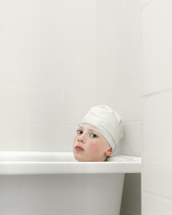Hendrik KERSTENS 'Bathing cap' 1992