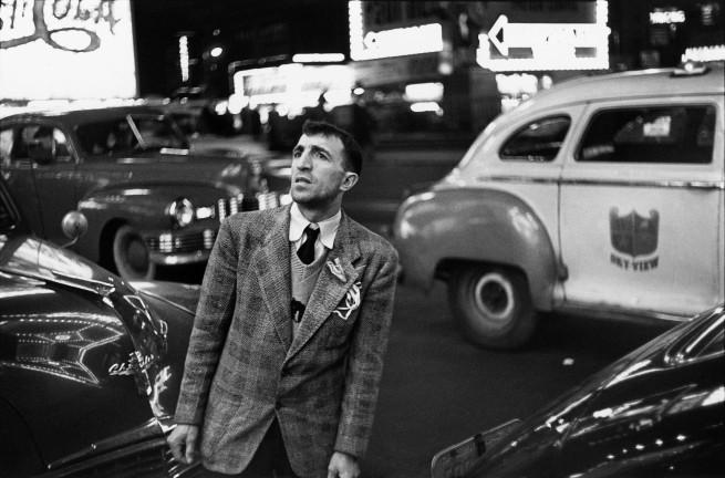 Louis Faurer. 'Champion, New York' 1950