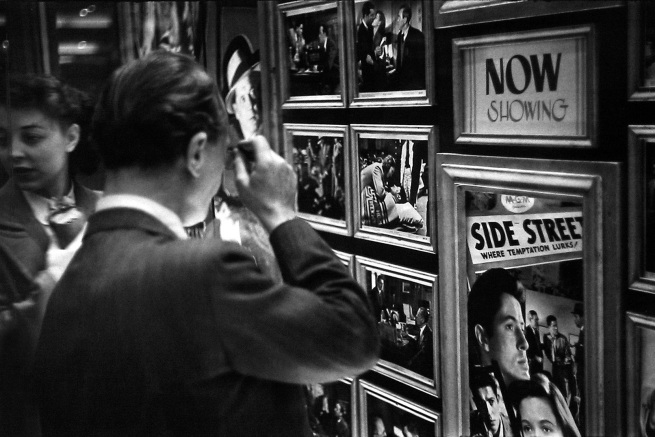 Louis Faurer. '42nd Street, New York' c. 1949