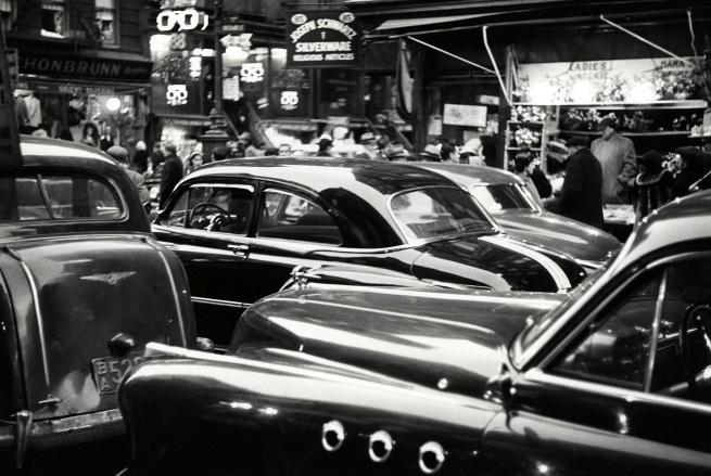 Louis Faurer. 'Orchard Street, New York' 1947