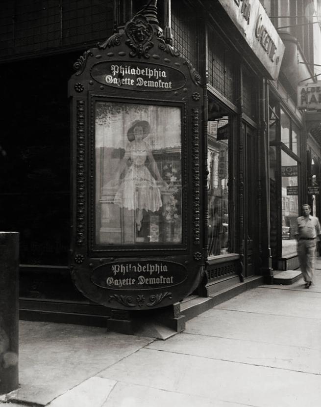 Louis Faurer. 'Untitled, Philadelphia' Date unknown