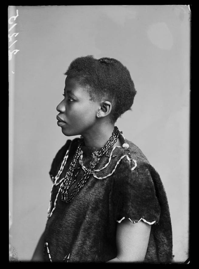 London Stereoscopic Company. 'Johanna Jonkers, of the African Choir' 1891