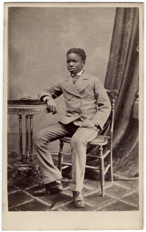 Henry Morris. 'Kalulu (Ndugu M'hali)' 1873