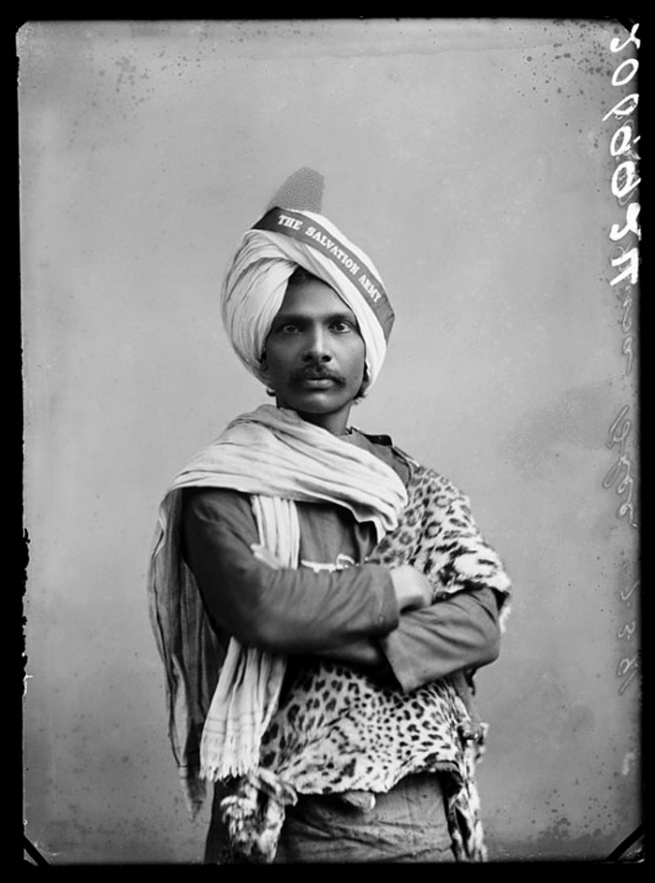 London Stereoscopic Company. 'Major Musa Bhai' 3 November 1890