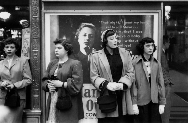 Louis Faurer. 'New York' 1949