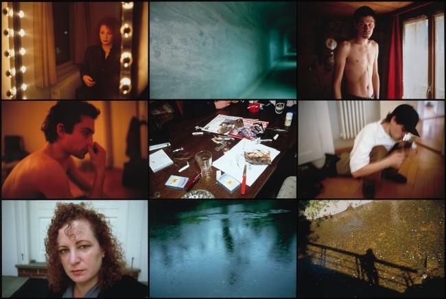 Nan Goldin. 'Relapse/Detox Grid' 1998-2000