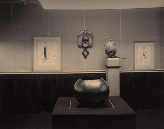 Alfred Stieglitz. '291 - Picasso-Braque Exhibition' 1915