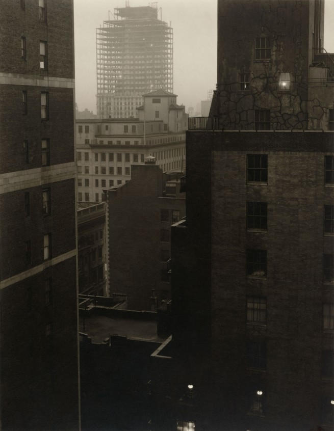 Alfred Stieglitz. 'From My Window at An American Place, Southwest' March 1932
