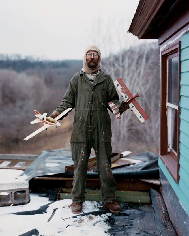 Alec Soth. 'Charles, Vasa, Minnesota' 2002