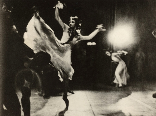 "Alexey Brodovitch. 'Untitled from ""Ballet"" series' 1938"