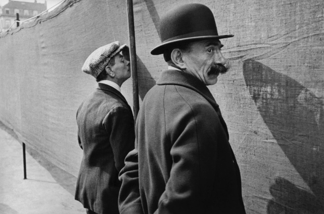 Henri Cartier-Bresson (French, 1908-2004) 'Brussels' 1932