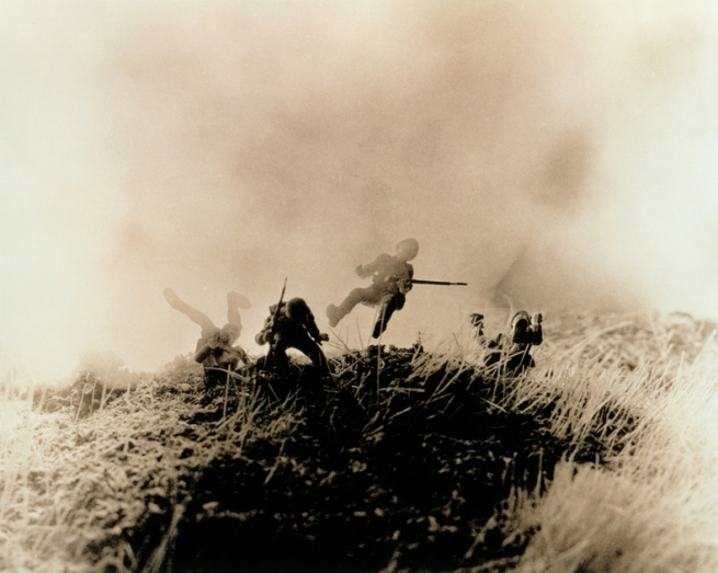 David Levinthal. 'Untitled (from the series Hitler Moves East)' 1975