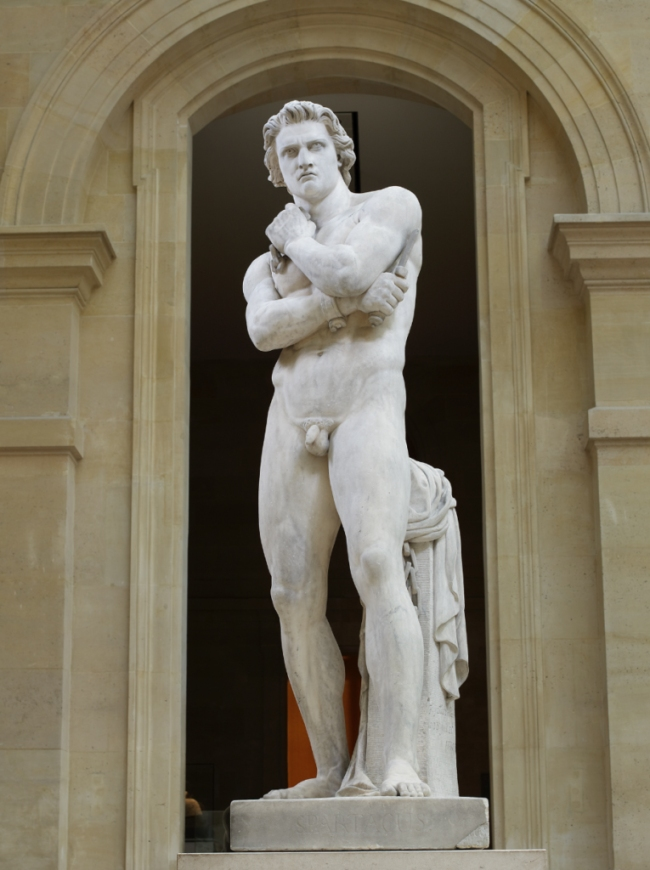 Denis Foyatier. 'Spartacus' 1830