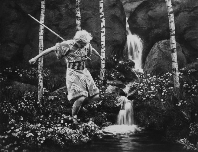 "Unknown photographer(s). 'Set photograph from Fritz Lang's ""The Nibelungen: The Death of Siegfried (Die Nibelungen: Siegfrieds Tod)""' 1923"