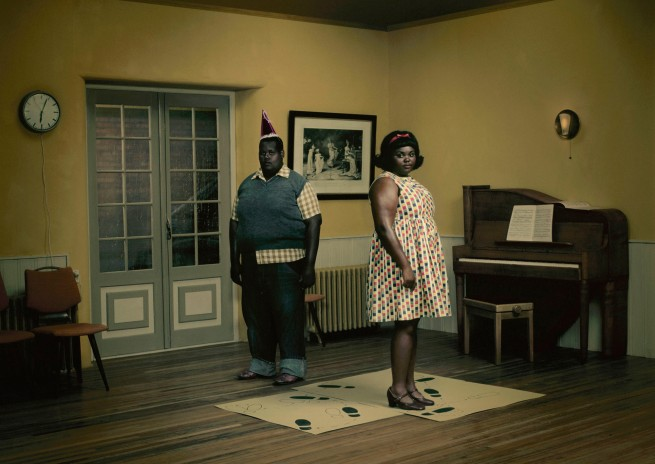 Erwin Olaf. 'The Dancing School' 2004
