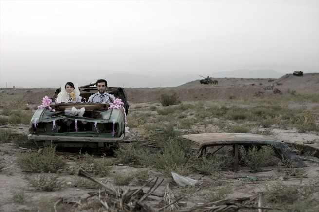Gohar Dashti. From the series 'Today's Life and War' 2008