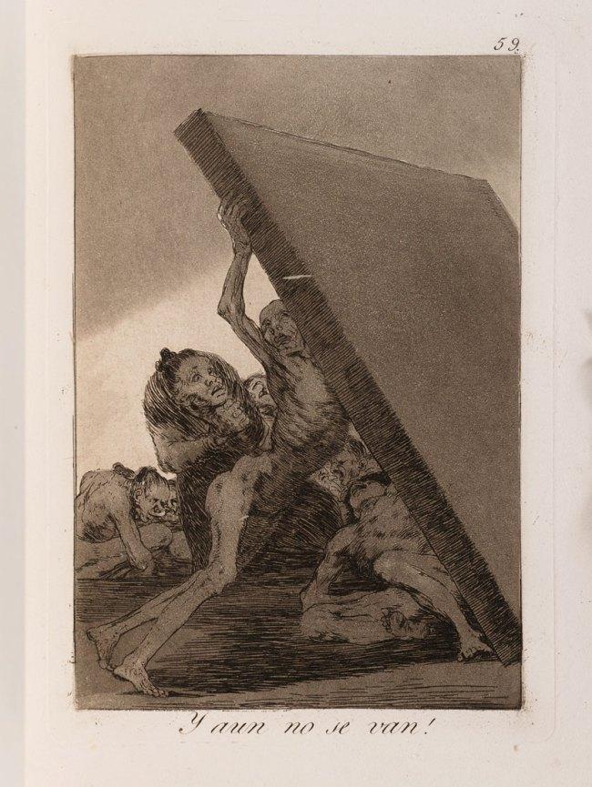 Francisco de Goya. 'Los Caprichos' 1799