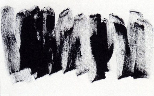 Henri Michaux. 'Untitled' 1975