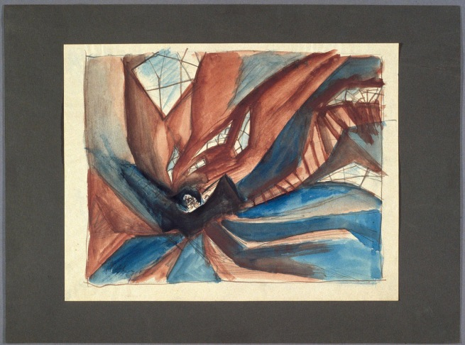 "Hermann Warm. 'Robert Wiene's ""Das Kabinett des Dr Caligari""' 1919"