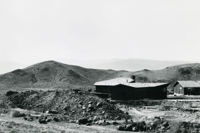 Lewis Baltz. 'Hidden Vlley, Looking Southeast' 1977