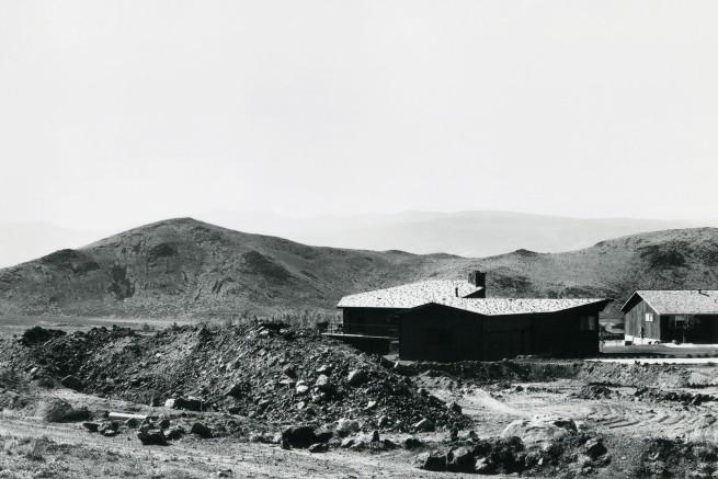 Lewis Baltz. 'Hidden Vlley, Looking Southeast' 1977