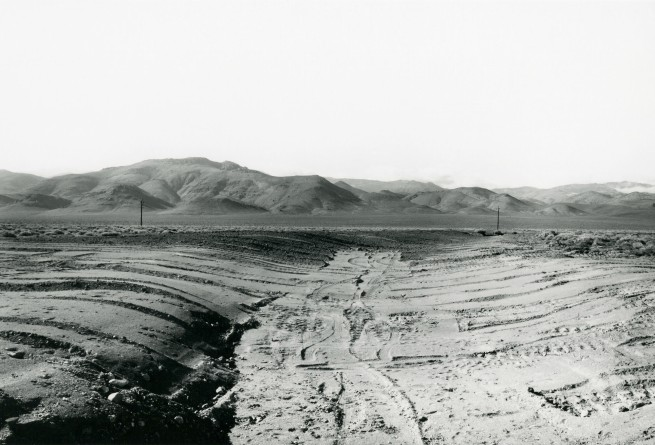 Lewis Baltz. 'Nevada 33, Looking West' 1977