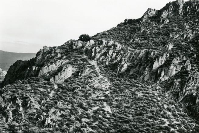 Lewis Baltz. 'US 50, East of Carson City' 1977
