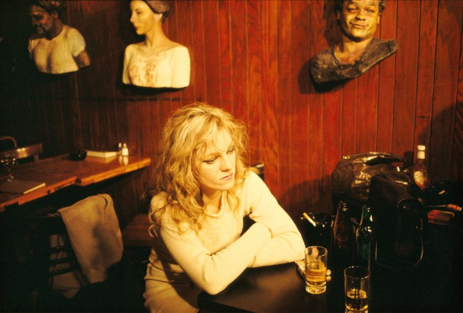 Nan Goldin. 'Cookie at Tin Pan Alley, NYC' 1983