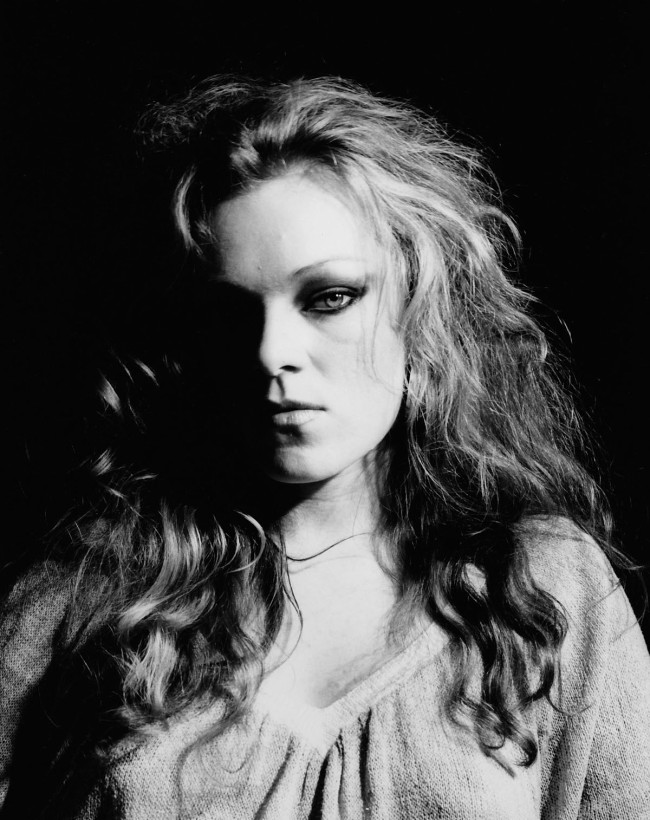 Robert Mapplethorpe. 'Cookie Mueller' 1978