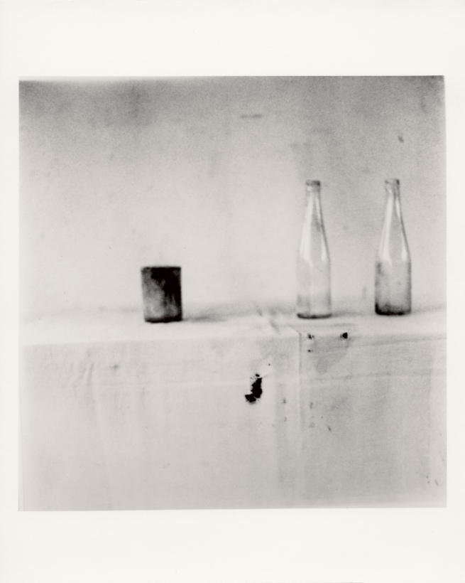 Cy Twombly. 'Still Life, Black Mountain College I' 1951