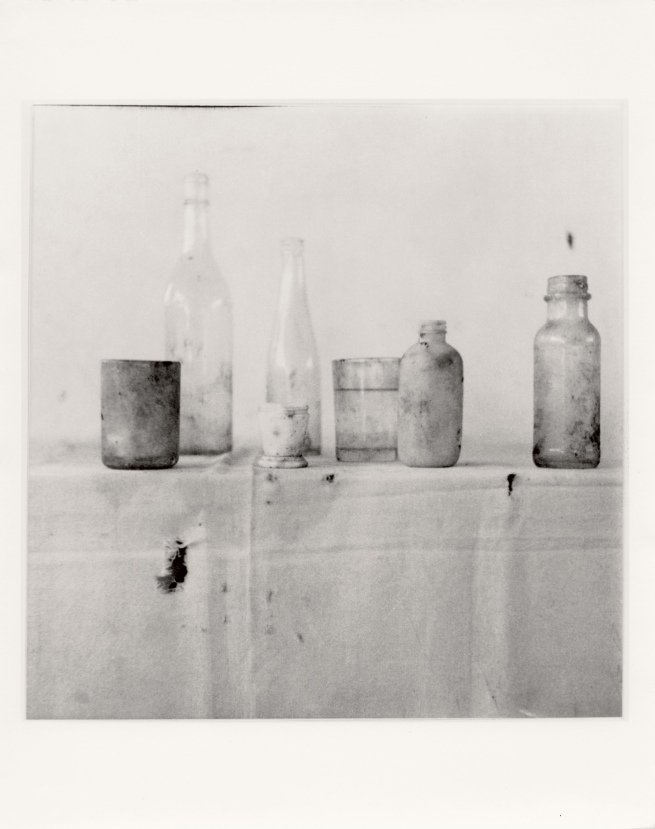 Cy Twombly. 'Still Life, Black Mountain College II' 1951