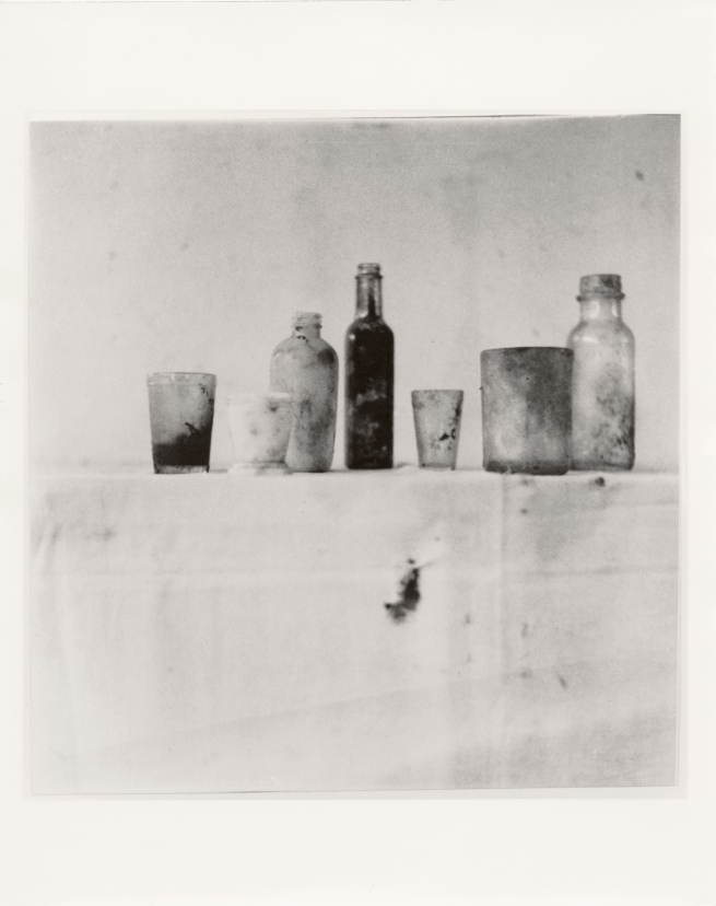 Cy Twombly. 'Still Life, Black Mountain College III' 1951