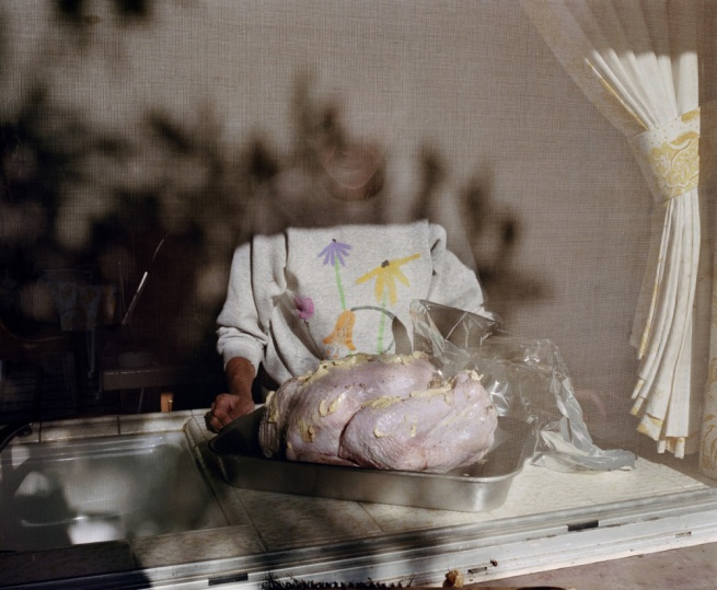 Larry Sultan. 'Thanksgiving Turkey' 1985