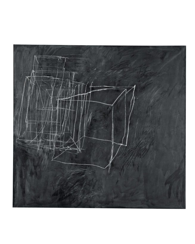 Cy Twombly. 'Night Watch' 1966