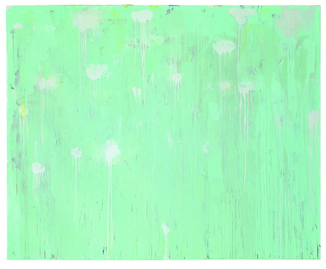 Cy Twombly. 'Untitled, (A Gathering of Time)' 2003