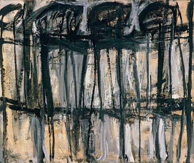 Cy Twombly 'Untitled (Lexington)' 1951
