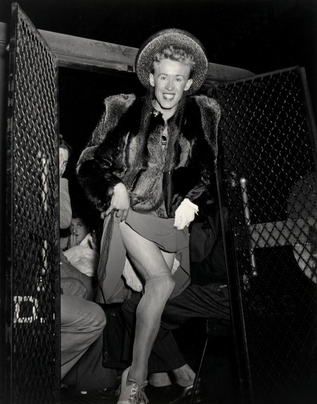 Weegee (Arthur Fellig) 'Gay Deceiver' c. 1939