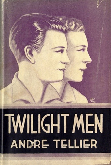 André Tellier. 'Twilight Men' (Greenberg, New York) 1931