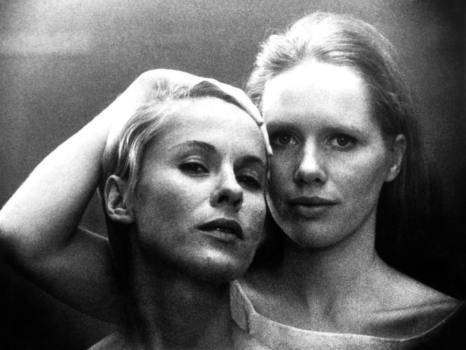 Anonymous. Bibi Andersson and Liv Ullman in 'Persona' (detail) 1966