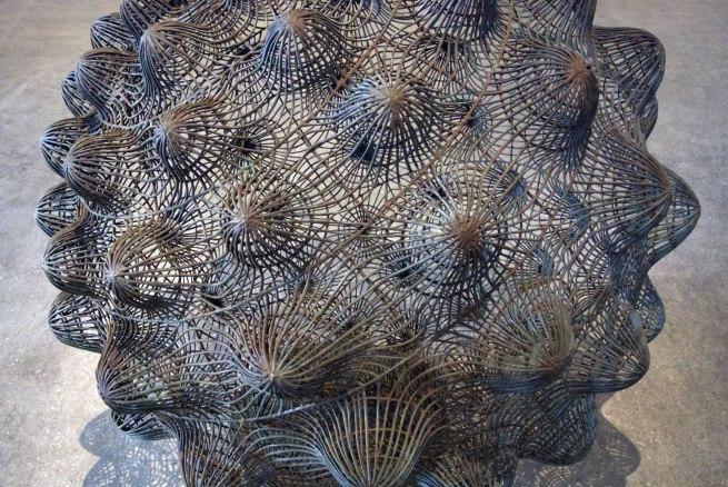Bronwyn Oliver (1959-2006) 'Anthozoa' (detail) 2006