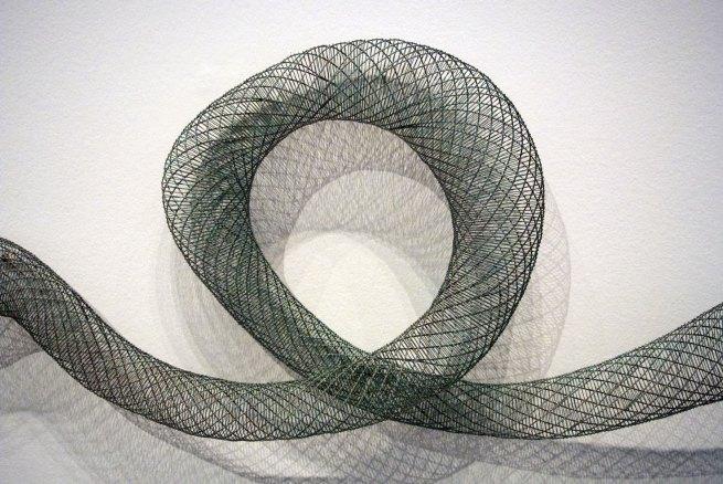 Bronwyn Oliver (1959-2006) 'Curlicue' (detail) 1991