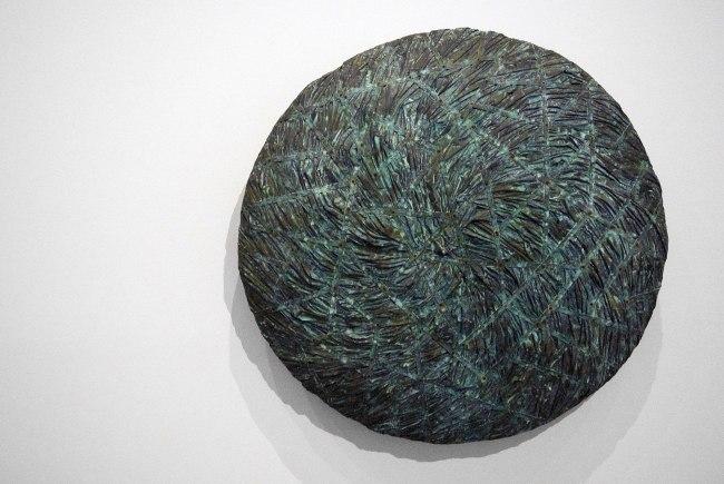Bronwyn Oliver (1959-2006) 'Shield' 1995