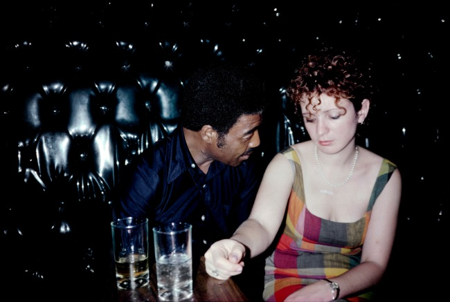 Nan Goldin (American, born 1953) 'Buzz and Nan at the Afterhours, New York City' 1980