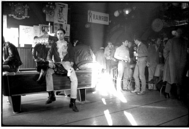 Leonard Fink. 'Charley Inside Ramrod' c. 1976